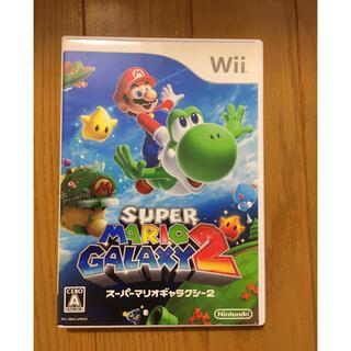 Wii - スーパーマリオギャラクシー2