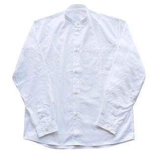 ポーター(PORTER)のPorter Classスビンゴールド スタンドカラー サイズ:S(シャツ)