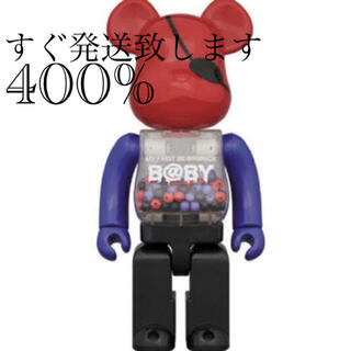 メディコムトイ(MEDICOM TOY)のMY FIRST BE@RBRICK B@BY SECRET Ver 400%(その他)
