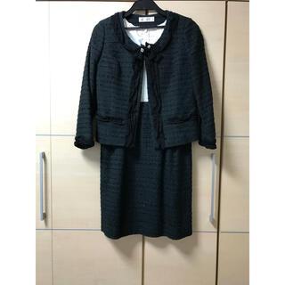 レッセパッセ(LAISSE PASSE)のレッセパッセ LAISSE PASSE フォーマル ドレス ワンピース セット(スーツ)