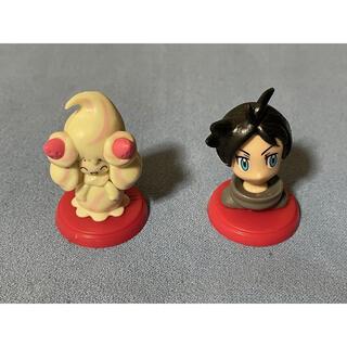 フルタセイカ(フルタ製菓)のポケットモンスター チョコエッグ 「マホイップとゴウ」(キャラクターグッズ)