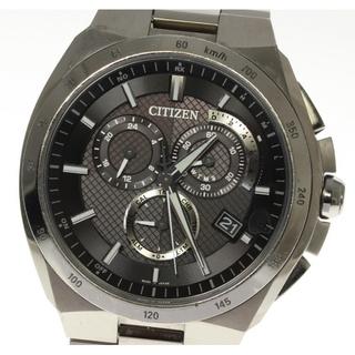シチズン(CITIZEN)のシチズン エコドライブ  E610-T018505 メンズ 【中古】(腕時計(アナログ))