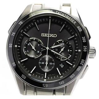 セイコー(SEIKO)の☆良品 セイコー ブライツ SAGA171 8B82-0AP0 メンズ 【中古】(腕時計(アナログ))
