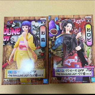 【新品未開封】ワンピース ワノ国 お菊 おロビ フィギュア DXF