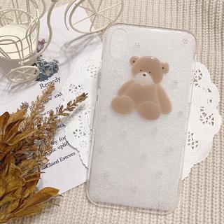 bear ∣ スマホケース