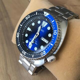 セイコー(SEIKO)のSEIKO プロスペックス タートル ダイバースキューバ SBDY013(腕時計(アナログ))