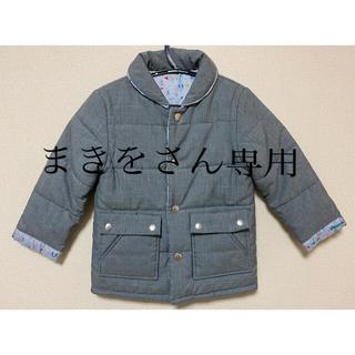 familiar - ファミリア キルティング ジャケット サイズ100