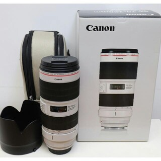 Canon - 【新品未使用】Canon EF70-200mm F2.8L IS III USM