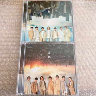 ジャニーズWEST - ジャニーズWEST 証拠 CD DVD 初回盤A.B セット