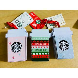 Starbucks Coffee - スターバックス ヴィア®オーナメント3種類セット