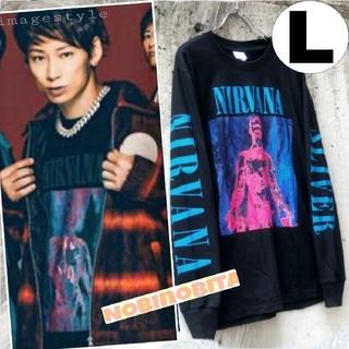 まとめ割LロンT◆takuya∞ style スリバー ロックT(Tシャツ/カットソー(七分/長袖))