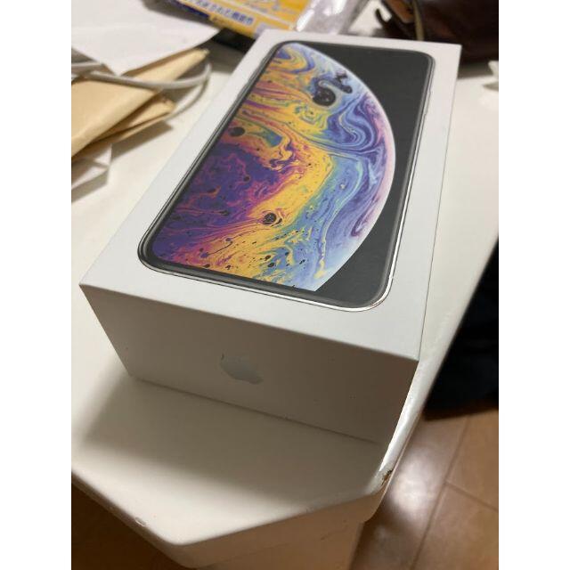 iPhone(アイフォーン)の格安訳アリ品 iPhone XS 256GB 国内Simフリー 35,000円! スマホ/家電/カメラのスマートフォン/携帯電話(スマートフォン本体)の商品写真