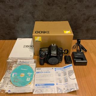 Nikon - Nikon d600
