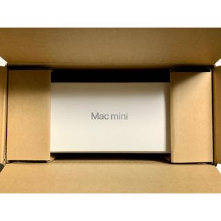 Apple - Apple M1 チップ  Mac mini 8コアCPUと8コアGPU