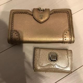 アナスイ(ANNA SUI)の★値下げ★ANNA SUI   長財布  キーケース(財布)