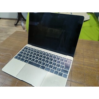 Mac (Apple) - MacBook 12インチ Retinaディスプレイ 256GB 2015 ゴー