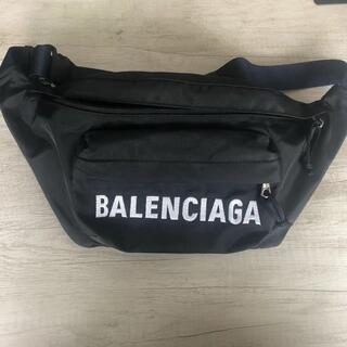 バレンシアガ(Balenciaga)のBALENCIAGAウエスト・バッグ(ウエストポーチ)