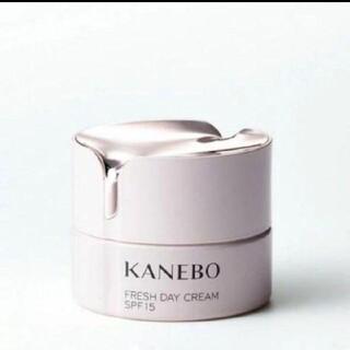 Kanebo - カネボウ フレッシュ デイ クリーム 40ml (新商品サンプル4点付き)