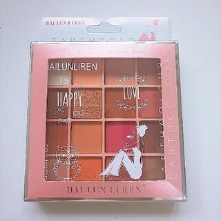 HAI  LUN  LI  REN  #06  16色アイシャドウパレット