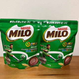 ネスレ(Nestle)のミロ ネスレ 240g 2袋セット(その他)