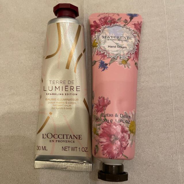 L'OCCITANE(ロクシタン)のテールドルミエールジョイ ハンドクリーム コスメ/美容のボディケア(ハンドクリーム)の商品写真
