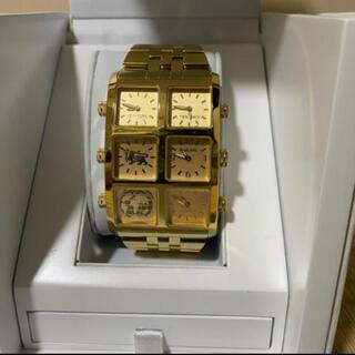 アヴァランチ(AVALANCHE)のアイスリンク腕時計 AK-69 (腕時計(アナログ))