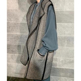 ハレ(HARE)のトロミチュニックシャツ(シャツ/ブラウス(長袖/七分))