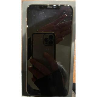 iPhone - SIMフリー iPhone 11 pro max Gold 256GB