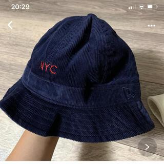 NEW ERA - ニューエラ NEW ERA キッズ 帽子 ハット ネイビー