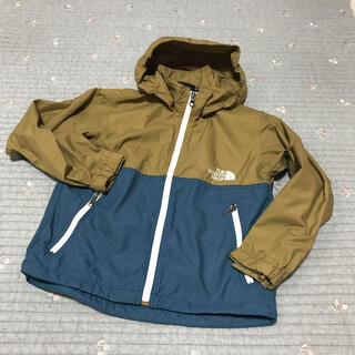 THE NORTH FACE - THE NORTH FACEノースフェイス キッズ ナイロンジャケット 120