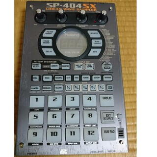 SP404-sk, (DJエフェクター)