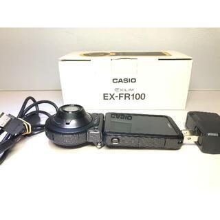 CASIO - CASIO EX-FR100 デジタルカメラ ブラック