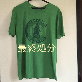半袖Tシャツ(Tシャツ/カットソー(半袖/袖なし))