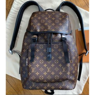 LOUIS VUITTON - 美品 ルイヴィトン ザックバックパック モノグラム