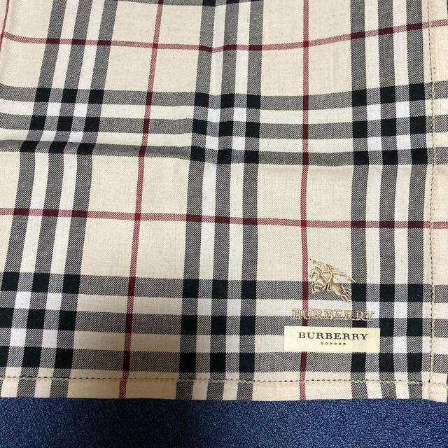 BURBERRY(バーバリー)のバーバリー ハンカチ レディースのファッション小物(ハンカチ)の商品写真