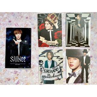 SHINee - 【4枚セット】SHINee カード