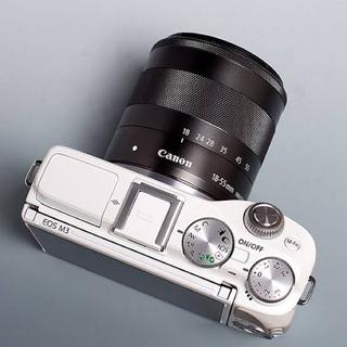 Canon - Canon EOS Kiss M3 ホワイト