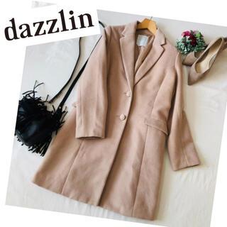 dazzlin - チェスターコート ♡ ダズリン レディース  ウール ロングコート テーラード