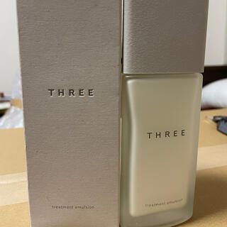 スリー(THREE)のスリー/THREE/乳液/90ml/トリートメントエマルジョン(乳液/ミルク)