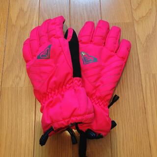 ロキシー(Roxy)のROXY 手袋 グローブ スキー スノボ 雪かき(手袋)