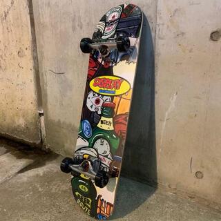 【新品】 DEBERAL スケートボード コンプリートセット  (スケートボード)