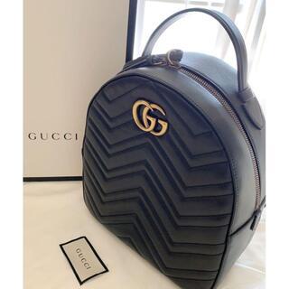 Gucci - グッチ♡バッグパック正規品♡超美品