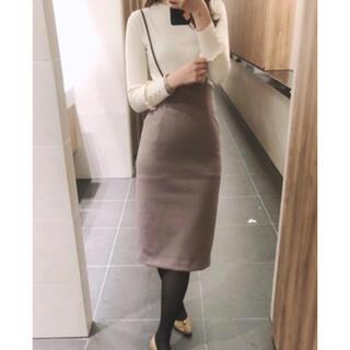 プロポーションボディドレッシング(PROPORTION BODY DRESSING)のプロポーション ボディドレッシング ジャンパースカート(ロングワンピース/マキシワンピース)