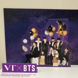防弾少年団(BTS) - 【非売品】【新品・未使用】VT×BTSポストカード