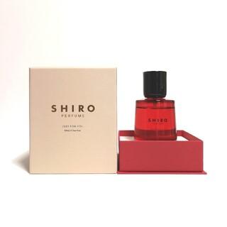 shiro - 限定品★シロ パフューム JUST FOR YOU  オードパルファム 50ml