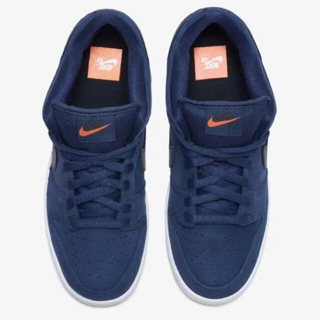 NIKE(ナイキ)のNIKE SB DUNK LOW ORANGE LABEL OBSIDIAN メンズの靴/シューズ(スニーカー)の商品写真