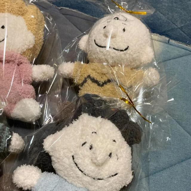 gelato pique(ジェラートピケ)のジェラートピケ 阪急限定 スヌーピー ぬいぐるみ エンタメ/ホビーのおもちゃ/ぬいぐるみ(ぬいぐるみ)の商品写真