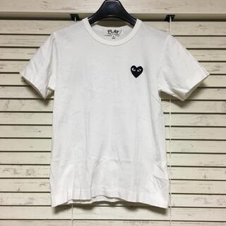COMME des GARCONS - PLAY COMMEdesGARCONS 半袖Tシャツ