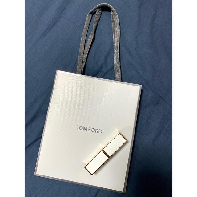 TOM FORD(トムフォード)のショ袋付き!トムフォード  ウルトラシャインリップカラーNo.2 ディレクタブル コスメ/美容のベースメイク/化粧品(口紅)の商品写真