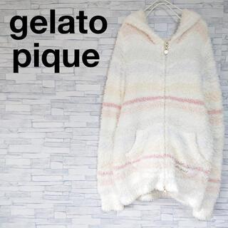 ジェラートピケ(gelato pique)のジェラートピケ ルームウェア gelato pique ジェラピケ パーカー(ルームウェア)